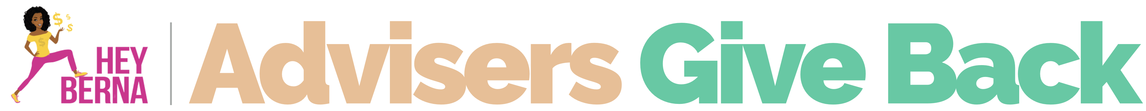 Hey Berna AdvisersGiveBack logos 3.001